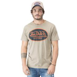 T-Shirt vondutch intemporelle kaki