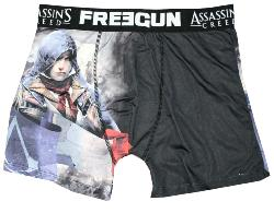 boxer freegun  assassins creed france