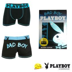 Boxer Homme Playboy  Bad Boy