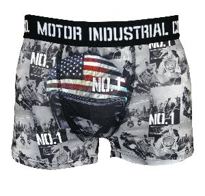 boxer homme twinday motif motor