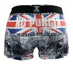 Boxer Homme No Publik  Retro British