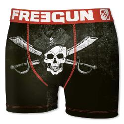 Boxer Fantaisie Freegun Pirate