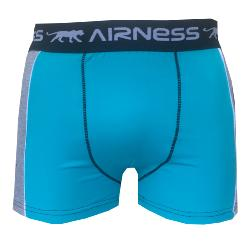 Boxer Airness Duo Bleu gris