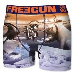 Boxer Fantaisie Freegun Ours VS Orc