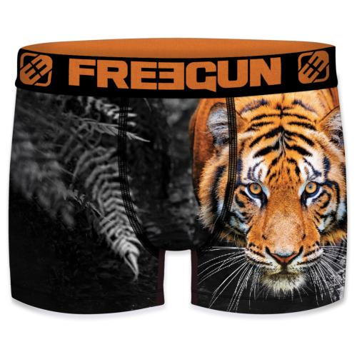 Boxer enfant Fantaisie Freegun Tigre color