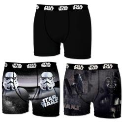 Pack 3 Boxers STARWARS  Dark
