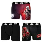 Pack 3 Boxers STARWARS Motif B- RED