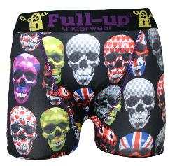 Boxer full-up motif