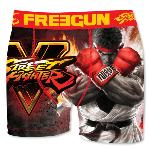 Boxer Fantaisie Freegun Street Fighter