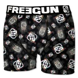 Boxer Fantaisie Freegun motif  god in the tv