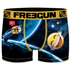 Boxer Fantaisie Freegun Smiley Space