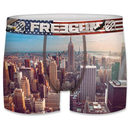 Boxer Fantaisie Freegun City usa