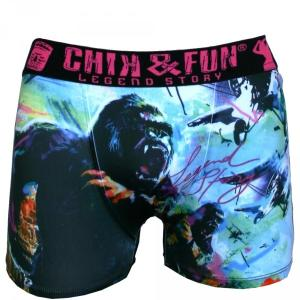 boxer enfant kingkong rose