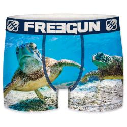 Boxer Fantaisie Freegun Tortue