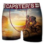 Boxer Capster's Official motif Colorado