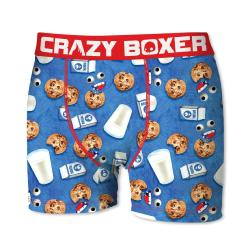 Boxer Homme CRAZYBOXER BREAKFIRST