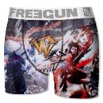 Boxer Fantaisie Freegun Chinois VS Girl