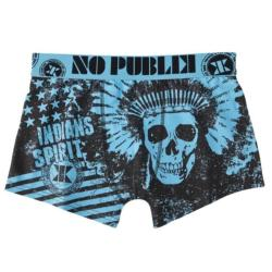 Boxer Nopublik motif Indian skull
