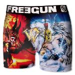 Boxer Fantaisie Freegun Demon VS Ange