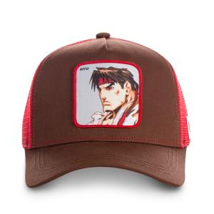 Casquette RYU CAPSLAB BY  STREET FIGHTER