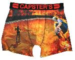 Boxer Capster's Official motif Fire sexy