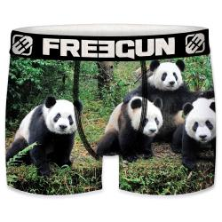 Boxer Fantaisie Freegun Panda family