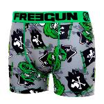 Boxer Enfant Freegun motif Pirate