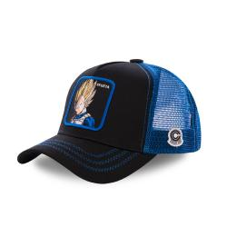 Casquette Capslab Dragon Ball Z Vegeta Saiyan