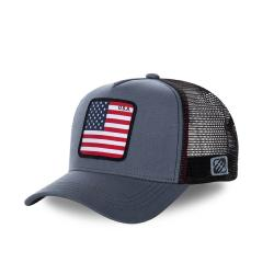 Casquette Freegun  motif usa color