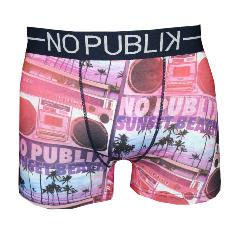 Boxer NOPUBLIK motif Sunset Beach