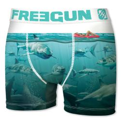 Boxer Fantaisie Freegun Requin