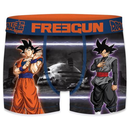 Boxer Enfant freegun dragon ball Z Goku