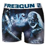 Boxer Fantaisie Freegun Chevalier vs Squelette