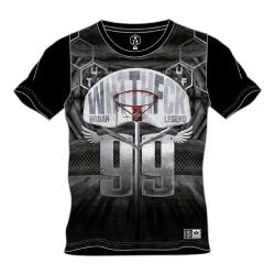 T-Shirt WTF Homme Urban Legend