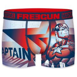 Boxer enfant Fantaisie Freegun Capitaine