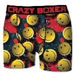 Boxer Homme CRAZYBOXER dead smiley's