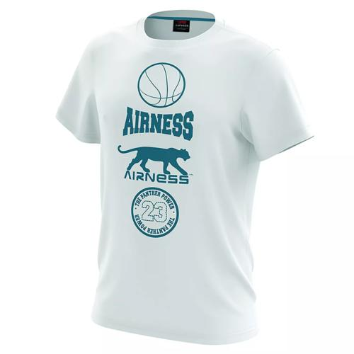 T-Shirt AIRNESS Homme BLACK SMITH