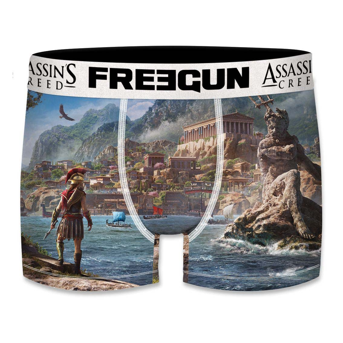 boxer fantaisie freegun