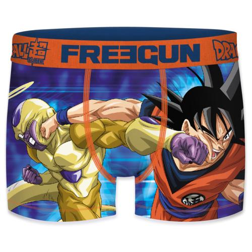 Boxer Enfant freegun dragon ball Z Golden Freezer