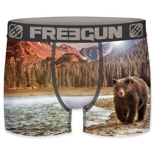 Boxer Fantaisie Freegun Grizzli