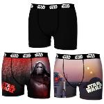 Pack 3 Boxers STARWARS Motif Force