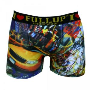 boxer fullup fantaise motif new-york