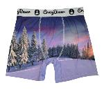 Boxer Homme Crazyboxer Neige