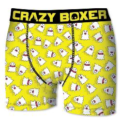 Boxer Homme CRAZYBOXER Snapchat