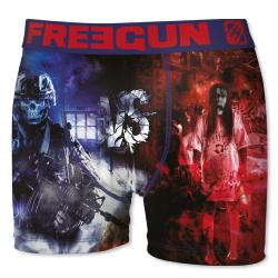 Boxer Fantaisie Freegun Zombie VS Soldat