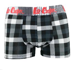 boxer a carreaux lee cooper