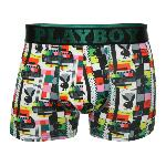 Boxer Homme Playboy Technicolor
