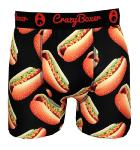 Boxer Homme CRAZYBOXER Hot-Dog