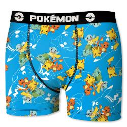 Boxer Enfant Motif pokemon