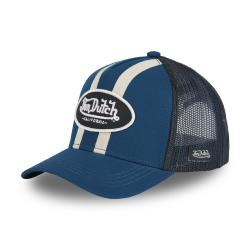 Casquette VONDUTCH  Run blue